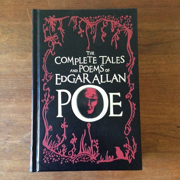 """""""The Complete Tales & Poems Of Edgar Allan Poe"""""""